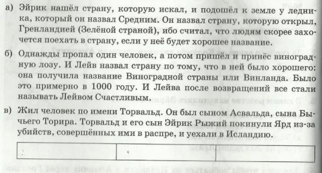 Параграф 9. Путешествия морских народов