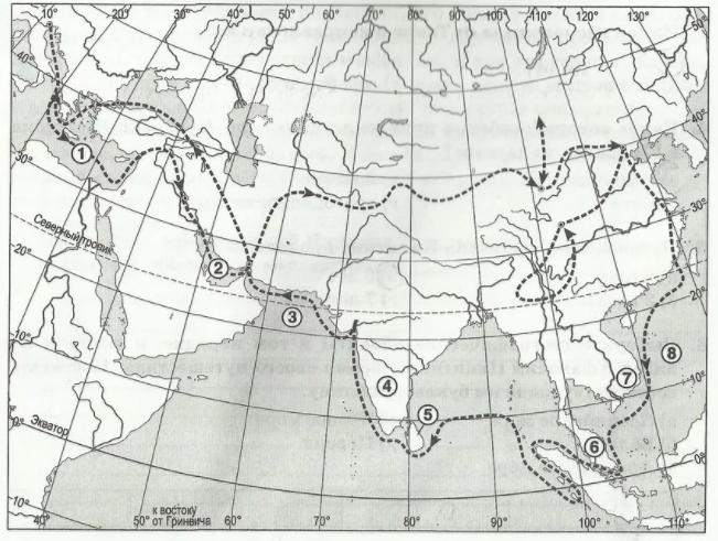 Параграф 10. Первые европейцы на краю Азии