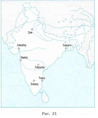 Тема 7. Зарубежная Азия. Австралия