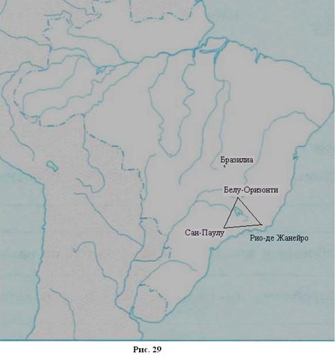Тема 10. Латинская Америка.
