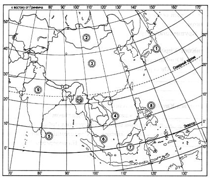 Параграф 57. Регионы Азии: Южная и Юго-Восточная Азия.