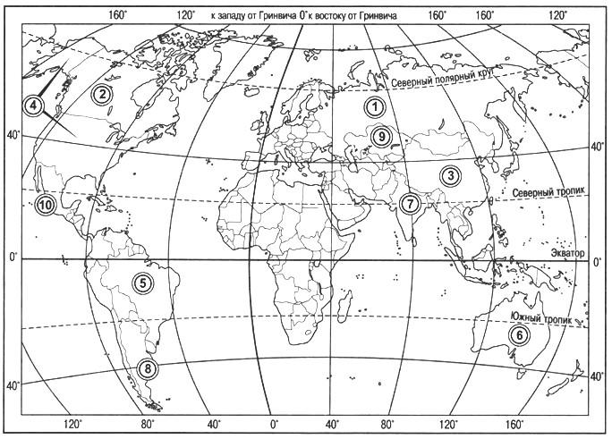 Параграф 19. Страны мира.